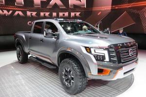 Let's Put The New Nissan Titan Warrior Under The Spotlight
