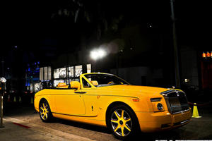 Rolls-Royce Drophead Coupe Bijan Edition Unveiled