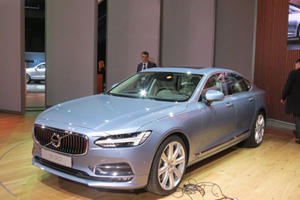 Will The Volvo S90 Become The Standard For European Luxury?