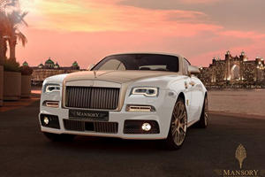 Has Mansory Destroyed This Rolls-Royce Wraith?
