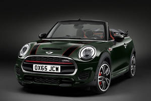 Mini's New JCW Convertible Is Fast But It's Going To Cost How Much?