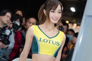 Japanese Babes Of The 2016 Tokyo Auto Salon