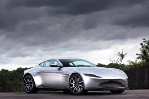 James Bond's Breathtaking Aston Martin DB10 Up For Sale