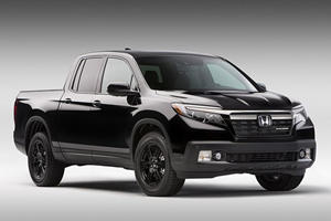 2017 Honda Ridgeline First Look Review: More Of A Truck Than Ever Before