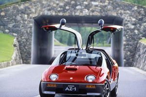Awesome Japanese Cars America Missed Out On: The Autozam AZ-1