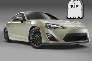Toyota's Scion Brand Is Officially DEAD!