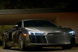 Audi Wants You To Reach For The Stars With The R8