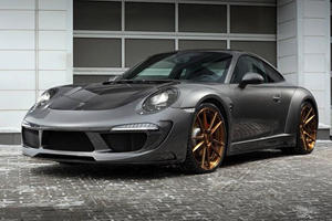 TopCar Just Turned The Pedestrian Porsche 911 Into A Knockout