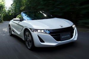 Awesome Japanese Cars America Missed Out On: Honda S660