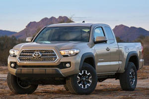 Is Toyota About To Unveil A Badass Off-Road Tacoma This Week?