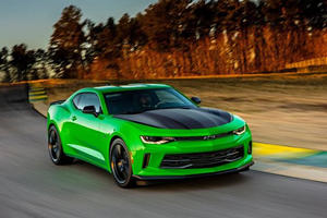 Chevy Wants Everyone To Have A Badass 1LE Camaro, Even V6 Owners