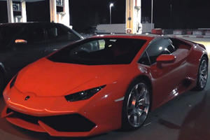 Huracan Vs. Aventador Roadster: THIS Is The Street Race You've Been Waiting For