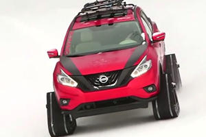 Nissan's Winter Warriors Are Perfect For The Snow Zombie Apocalypse