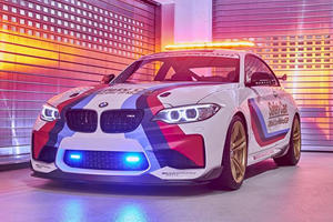 The New BMW M2 Is Set To See Its First Race Track Action