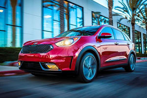 Kia's Newest Car Is A Hybrid That Doesn't Seem To Suck: This Is The Niro