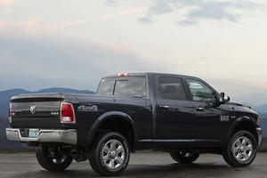 Ram Wants You To Forget All About Ford And Chevrolet Puny Pickups