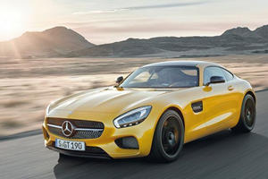 Experience AMG's Latest Sports Car From The Driver's Seat