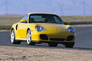 Future Collectibles You Should Buy Today: Porsche 911 Turbo 996