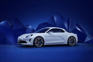 Don't Let Your Jaw Hit The Floor: The Alpine Vision Concept Is Here