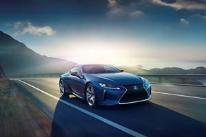 Did Lexus Just Create The Most Beautiful Hybrid Ever?