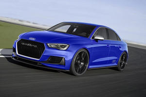 Audi Finally Doing The Right Thing By Bringing A RS-Badged Car To The US