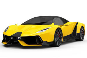 I Spoke To The Man Behind The Ferrari-Killing $87,000 Supercar; This Is What He Had To Say