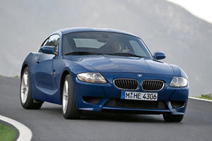 Future Collectibles You Should Buy Today: BMW Z4 M Coupe