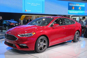 2017 Ford Fusion First Look Review: Anything But A Mundane Mid-Size Sedan