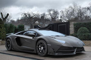 This Lamborghini Aventador SV Was Ordered By A Billionaire And You Should Be Jealous
