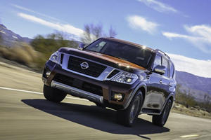 2017 Nissan Armada First Look Review: Better Late Than Never