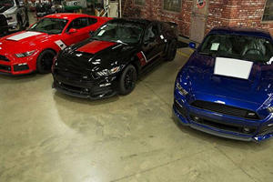 The Roush Warrior Mustang Packs 670 HP And Is For Overseas Military Members Only
