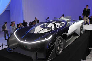 The Future Of Faraday Future Is Unclear