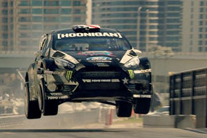 Gymkhana 8 Is Here! Ken Block Goes All Out In Latest Gymkhana Video