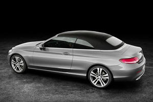Going Topless In A Mercedes C-Class And AMG C43 Is What Summer Is For