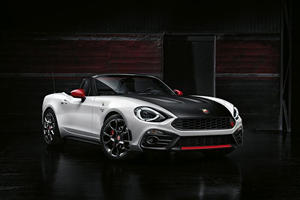 Abarth Gives The Fiat 124 Spider A Proper Sting In Its Tail