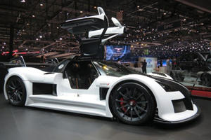 The ApolloN Continues Gumpert's Tradition Of Wonderfully Bonkers
