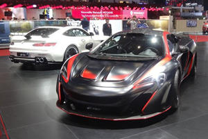 FAB Designs Separates From The Pack At Geneva With Some Sweet Supercars