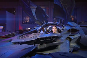 Ben Affleck Trades In His Hellcat For The Batmobile To Surprise Fans