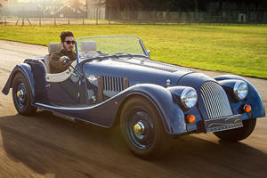 Morgan Is Coming Back To The US: Now You Can Drive Likes It's 1925 Again