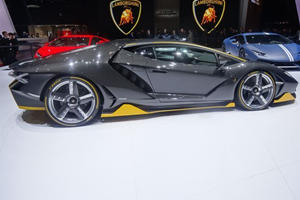 Here Are The Top 5 Supercars From Geneva 2016