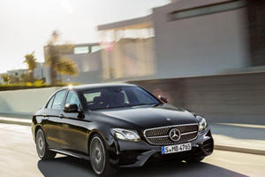 Mercedes Gives Its New E-Class Some Much-Needed Power: This Is The AMG E43