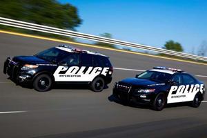 Ford Is Now Offering Bulletproof Doors As An Option On Interceptors