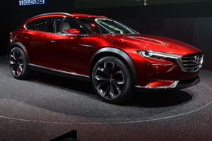 Mazda Debuting Hardtop Miata But Won't Skimp On The SUVs Either