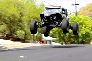 Reckless Dune Buggy Driver Will Go To Jail For Viral Video