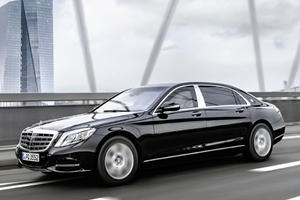 Get Under The Skin Of The Mercedes-Maybach S600 Guard