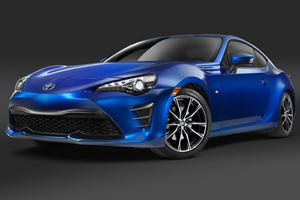 With Increased Power, The New Toyota GT86 Is The Car We Should Have Had In The First Place