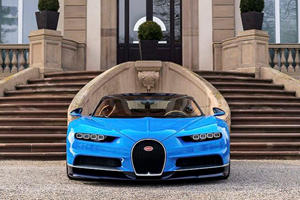 Can't Afford A Bugatti Chiron? Buy This Bugatti-Branded Watch Instead