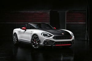 Think The Mazda MX-5 Miata Is Too Soft? You Can Build Your Abarth 124 Spider Now