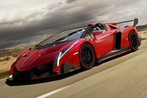 Straight To The Crusher: The Veneno Is The Car That Failed Lamborghini