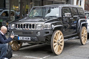 Extreme Hummer Alterations